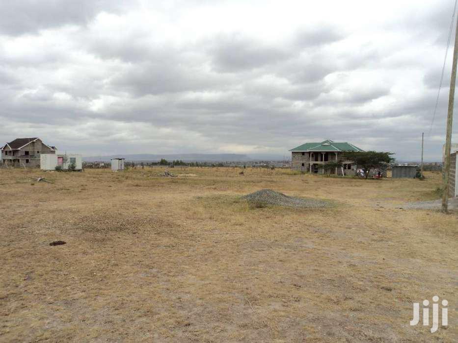 Archive: Eighth Acre Plot 50*100 at Ukulima Gardens Estate at Kitengela