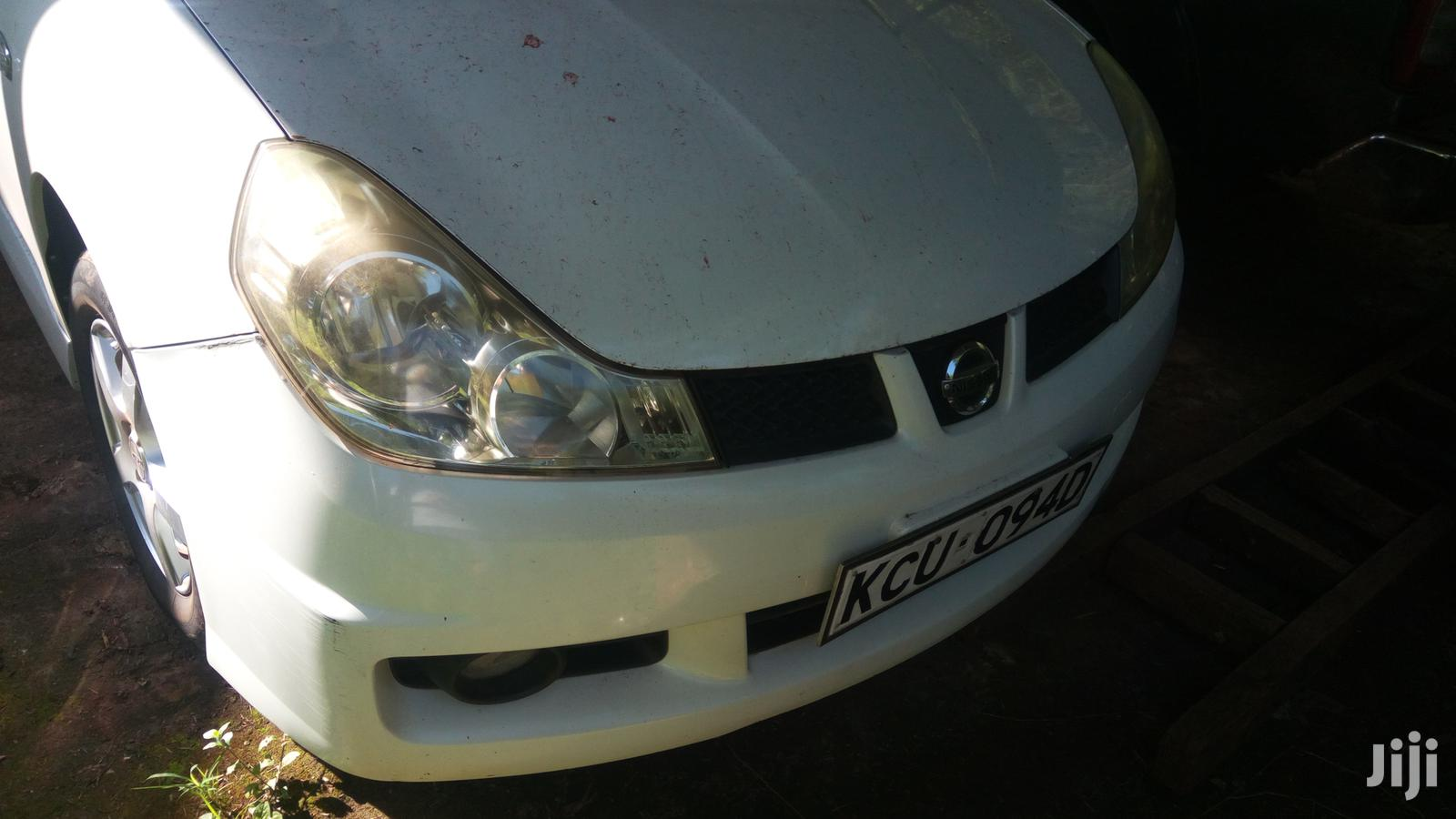 Archive: Nissan Wingroad 2011 White