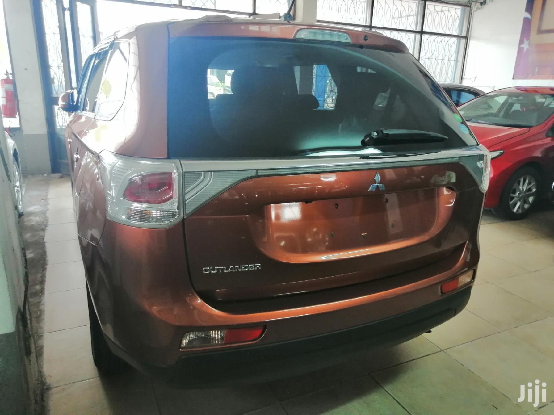 Mitsubishi Outlander 2013 Orange | Cars for sale in Mvita, Mombasa, Kenya