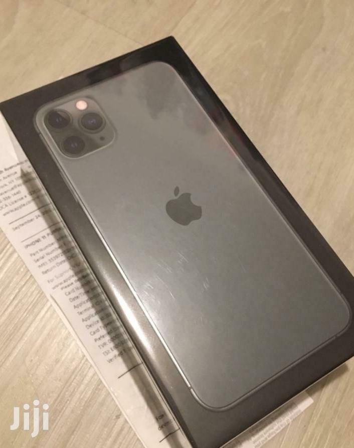 New Apple iPhone 11 Pro Max 256 GB Black