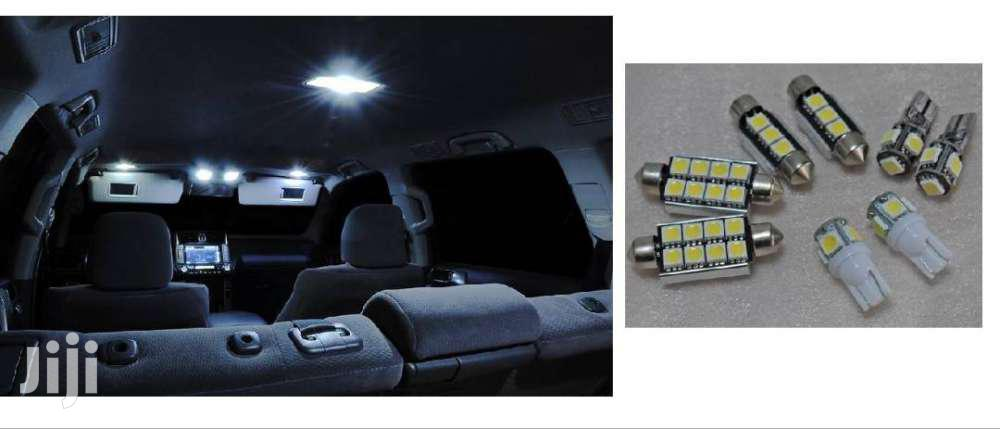Universal White LED Replacement Bulbs: For Toyota/Bmw/Nissan/Subaru/Vw