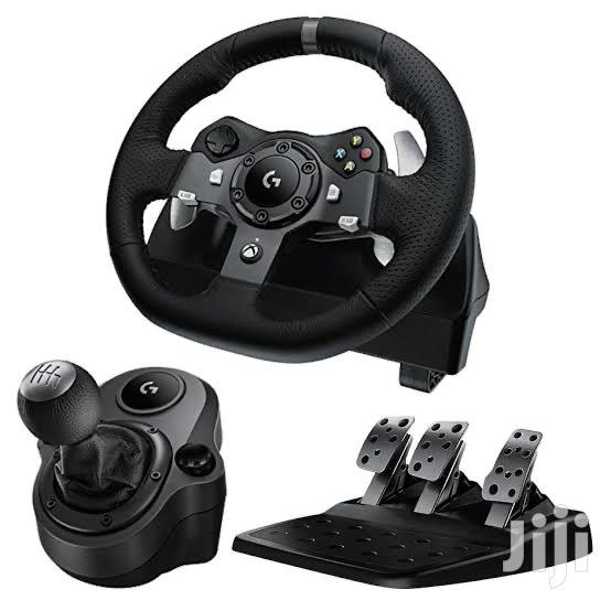 Xbox One And Pc Steering Wheel