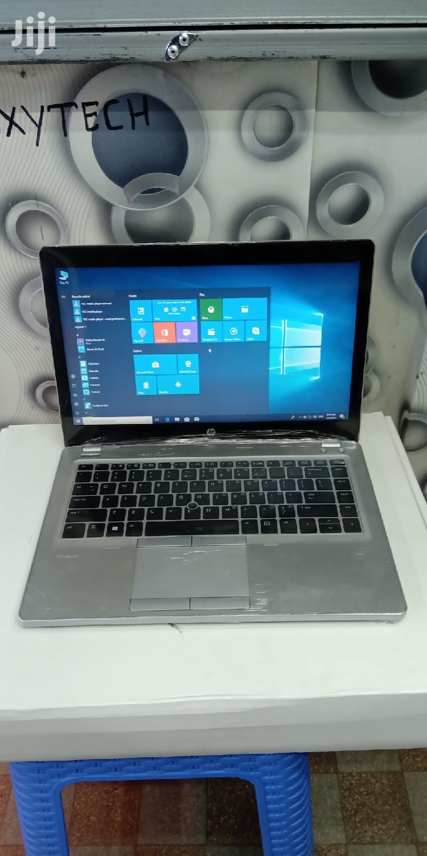 Laptop HP EliteBook Folio 9480M 4GB Intel Core i5 HDD 500GB | Laptops & Computers for sale in Nairobi Central, Nairobi, Kenya