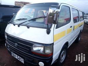 Toyota HiAce 2002 White | Buses & Microbuses for sale in Thika, Thika Hospital