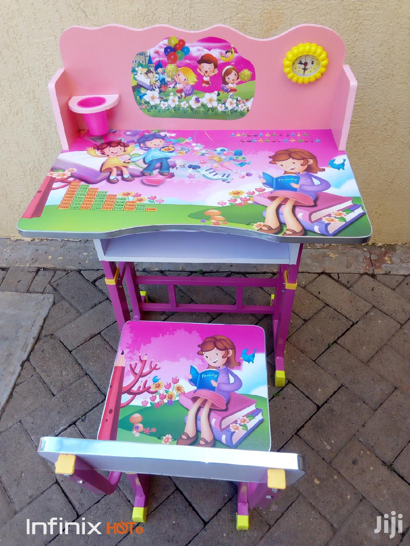 Kids Adjustable Study Desk