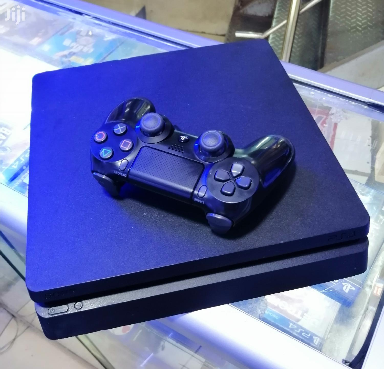 Archive: Ps4 Slightly Used (Slim)