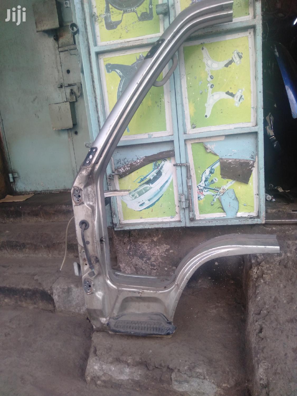 Pillar/Post Nissan Matatu
