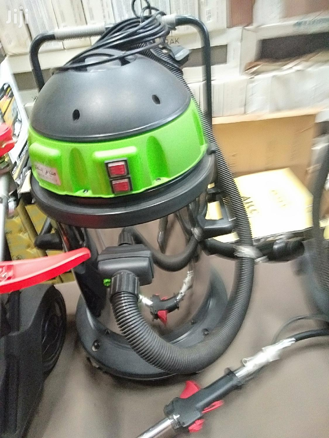 Wet And Dry Vacuum Cleaner.