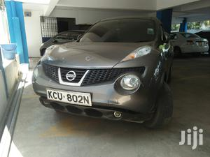 Nissan Juke 2011 Gray   Cars for sale in Mombasa, Tudor