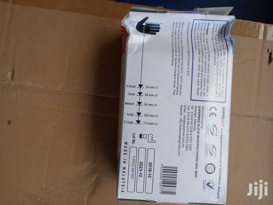 Disposable Medical Gloves | Safety Equipment for sale in Nairobi Central, Nairobi, Kenya