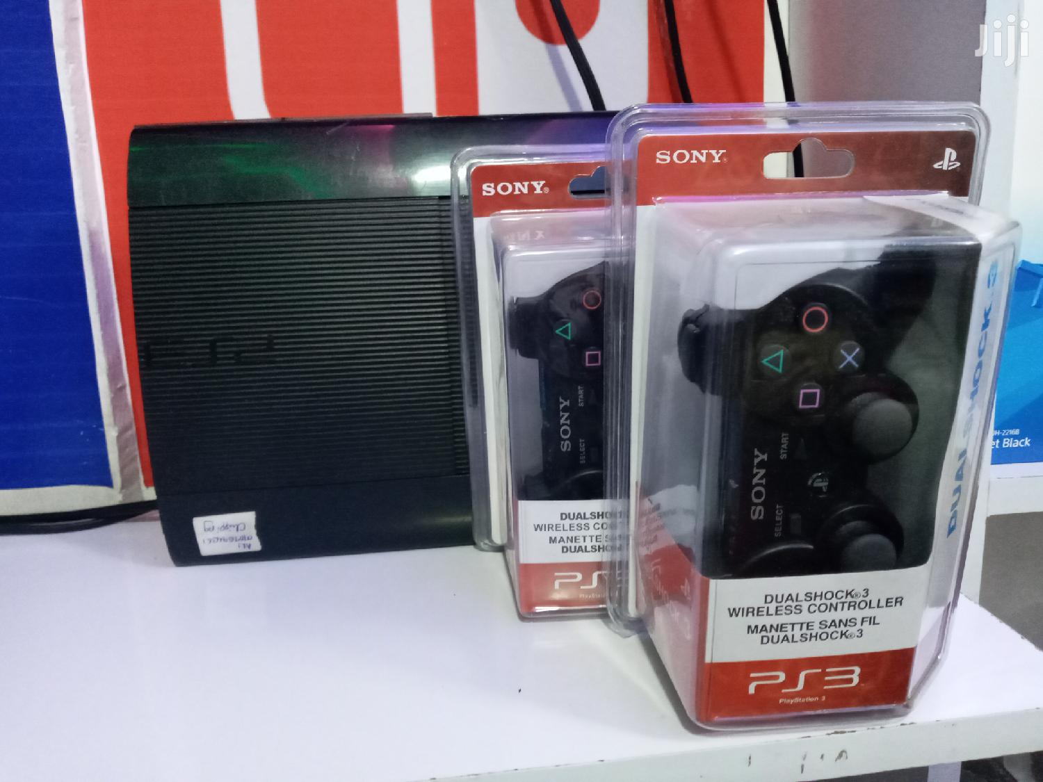 Archive: Chipped Ps 3