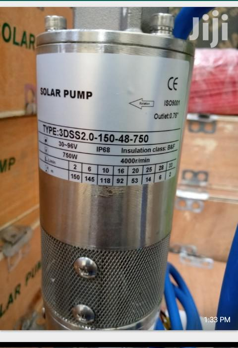 Brand New Solar Submersible Water Pump.