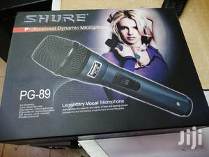 Shure Wire Microphone Pg 89