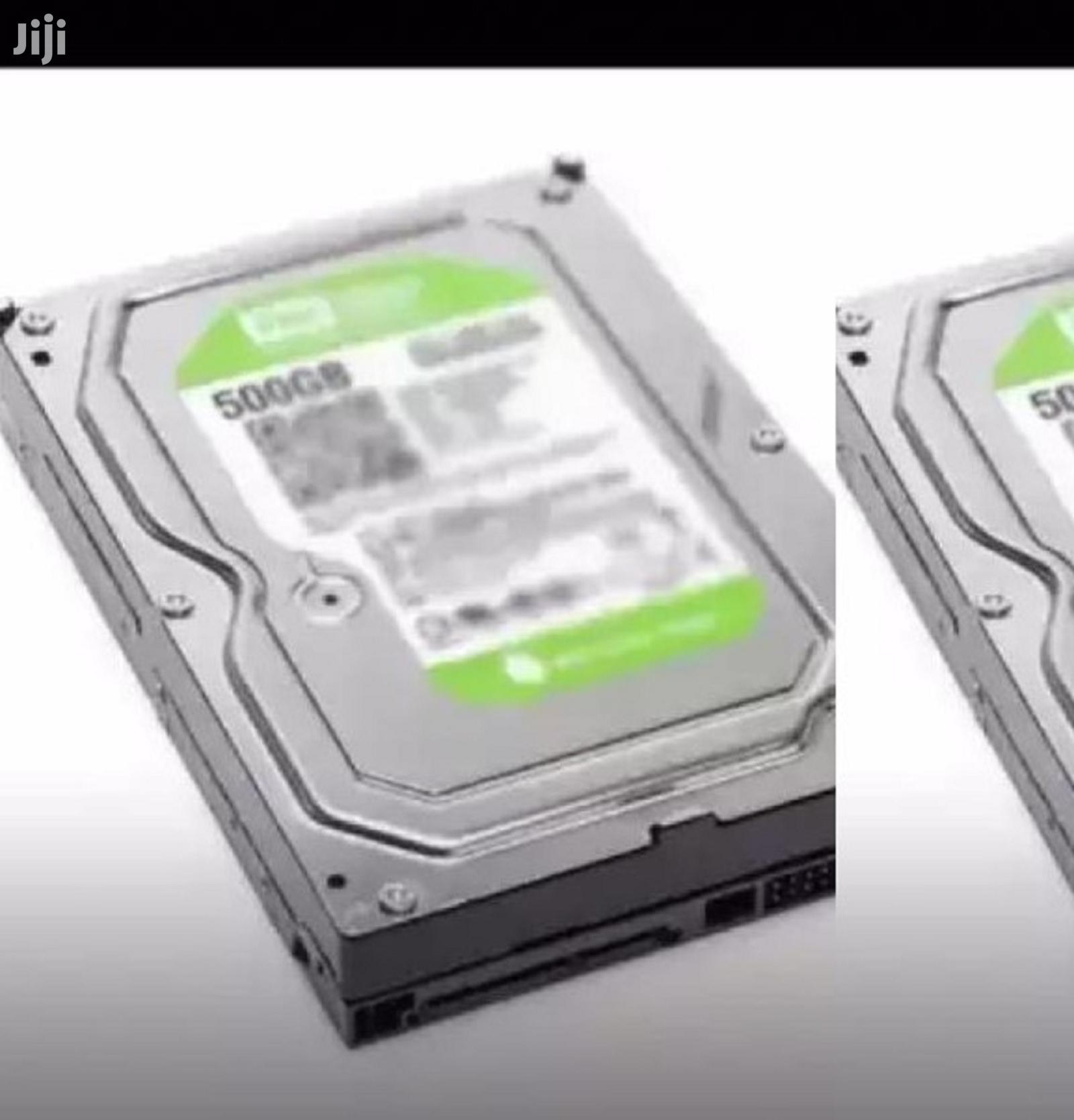 500gb Desktop Hard Disk
