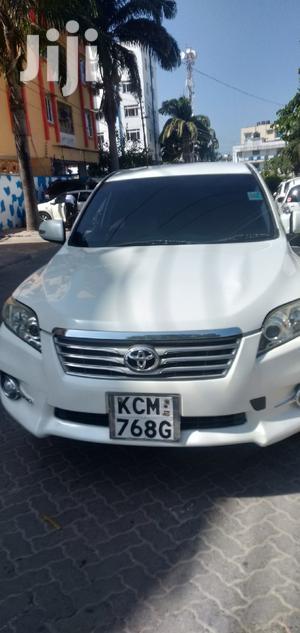 Toyota Vanguard 2010 White | Cars for sale in Mombasa, Changamwe