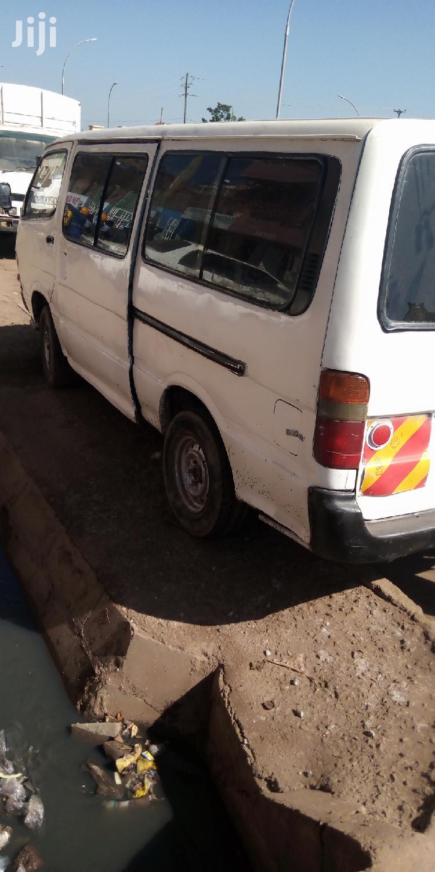 Toyota Shark 3L PRIVATE 2004 White   Buses & Microbuses for sale in Kasarani, Nairobi, Kenya