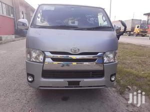 Toyota Hiace Petrol 2014 Model   Buses & Microbuses for sale in Nyali, Ziwa la Ngombe