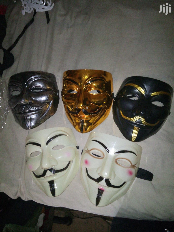 Anonymous/Vendetta Mask