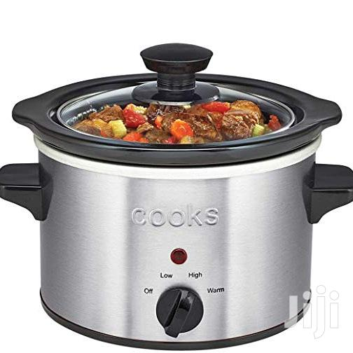 Electric Slow Cooker 1.5litres