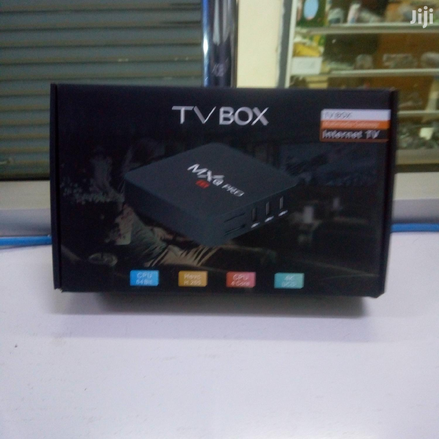 Android Box Mxq Pro 4k Android 10.