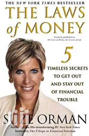 The Laws of Money - Suze Orman   Books & Games for sale in Nairobi, Nairobi Central