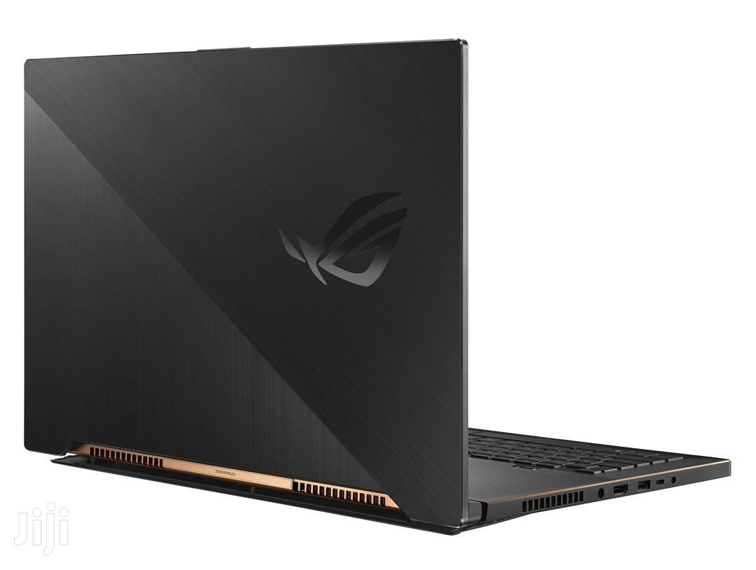 New Laptop Asus ROG Zephyrus S GX701 16GB Intel Core i7 SSD 1T