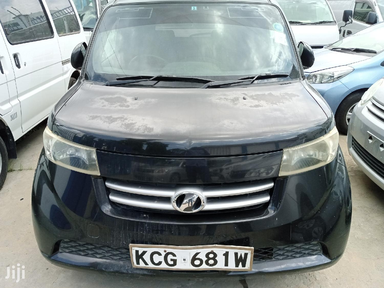 Toyota bB 2010 Black