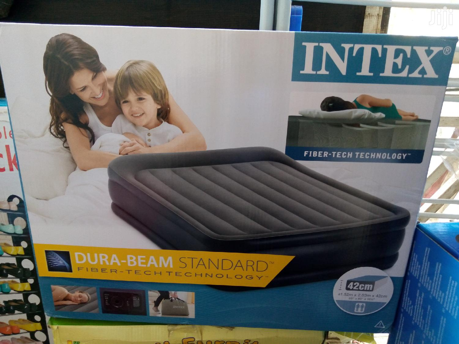 Archive: Double Inflatable Mattress