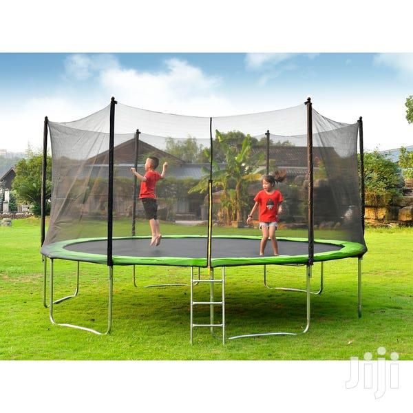 12ft 16ft New Trampolines