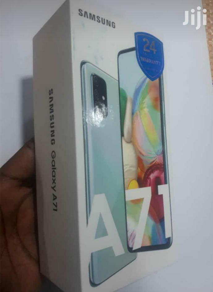 New Samsung Galaxy A71 128 GB Blue | Mobile Phones for sale in Nairobi Central, Nairobi, Kenya