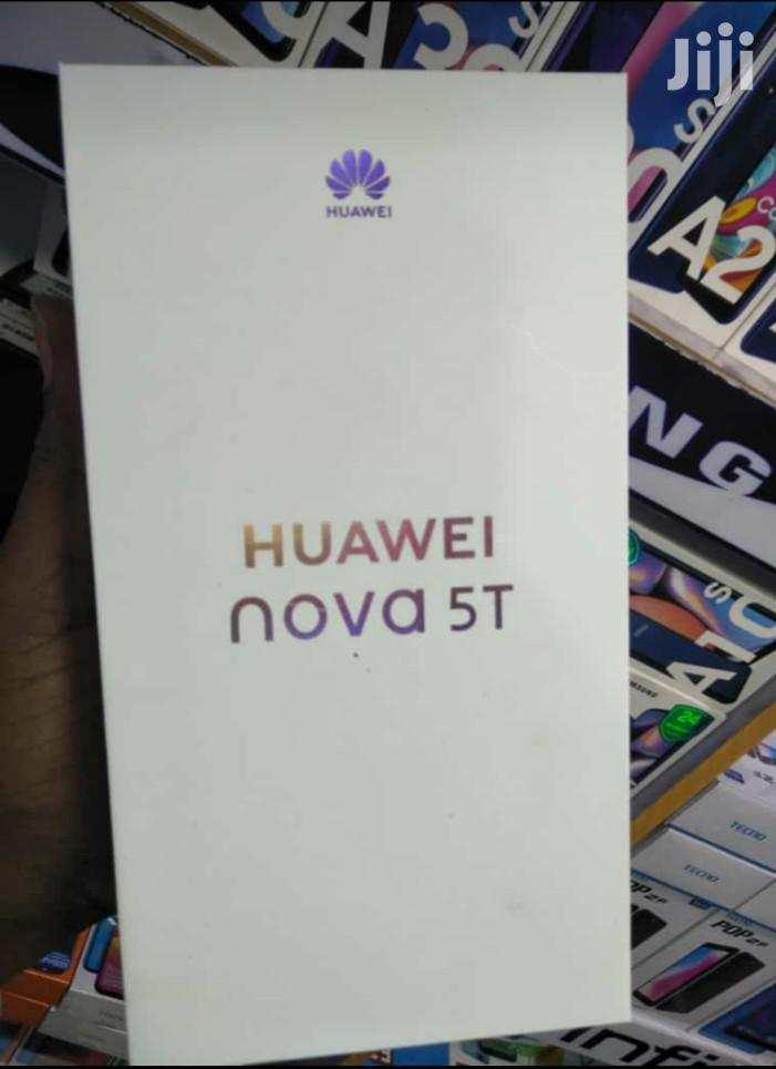 New Huawei Nova 5 128 GB Blue