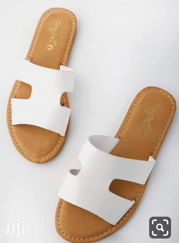 Archive: Ladies Leather Sandles, Very Much Comfortable