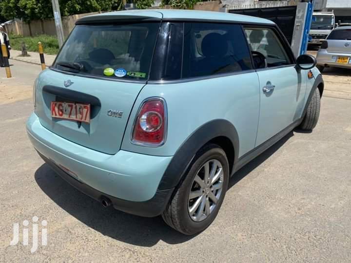 Mini Cooper 2012 John Cooper Works Blue   Cars for sale in Ziwa la Ngombe, Nyali, Kenya