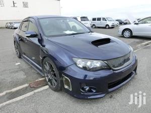 Subaru Impreza 2013 WRX 4-Dr Blue | Cars for sale in Mombasa, Nyali