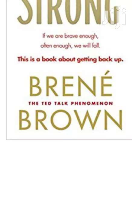 Rising Strong-brene Brown