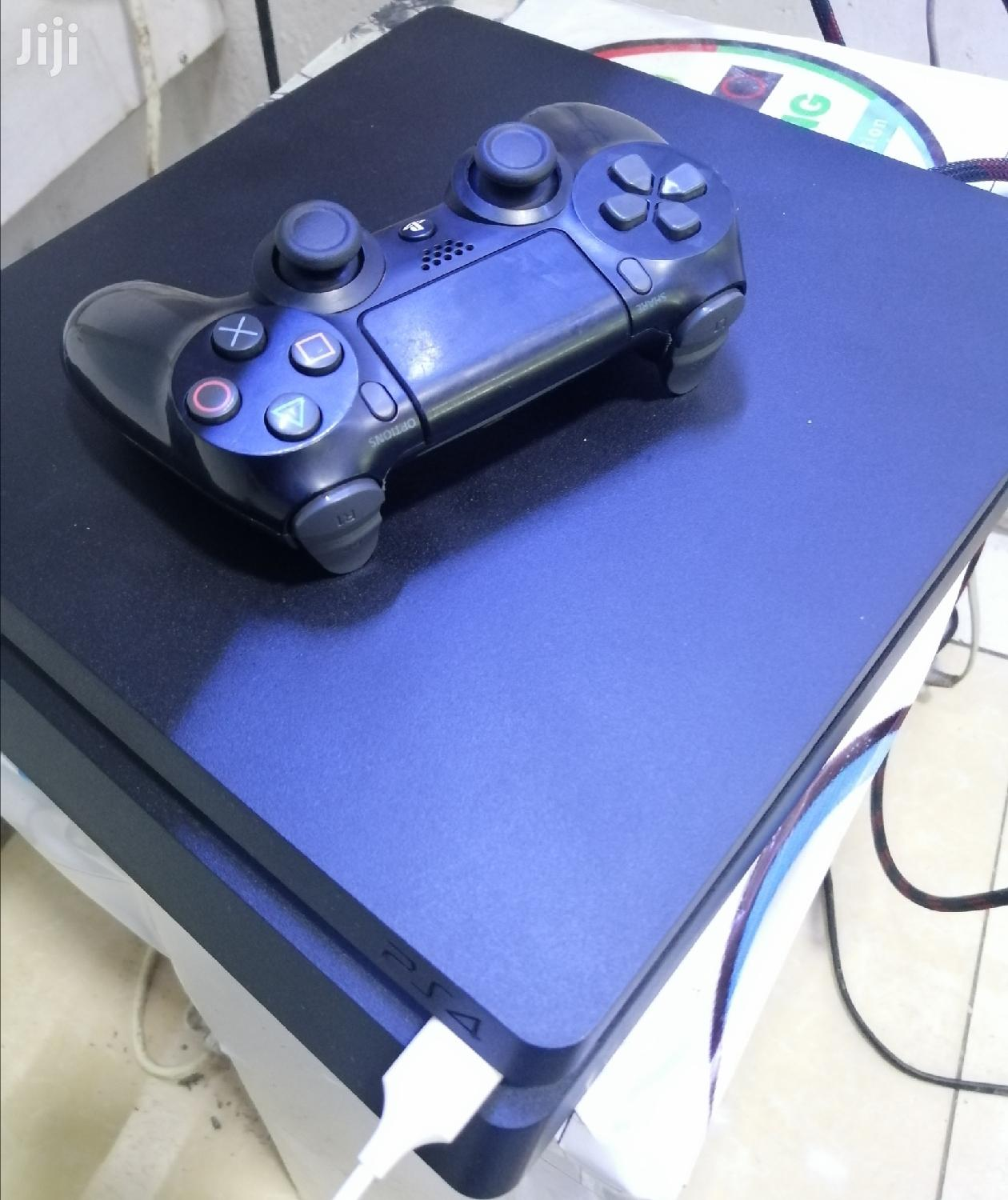 Playstation 4 Pre Owned