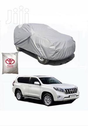 Prado Car Cover Waterproof Large Size Brand New