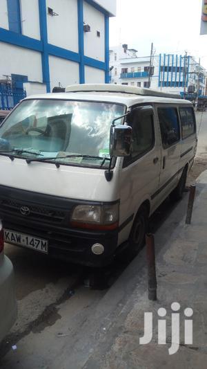 Toyota Hiace 2002 White | Buses & Microbuses for sale in Mvita, Majengo