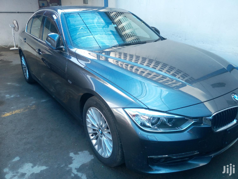 BMW 320i 2012 Gray
