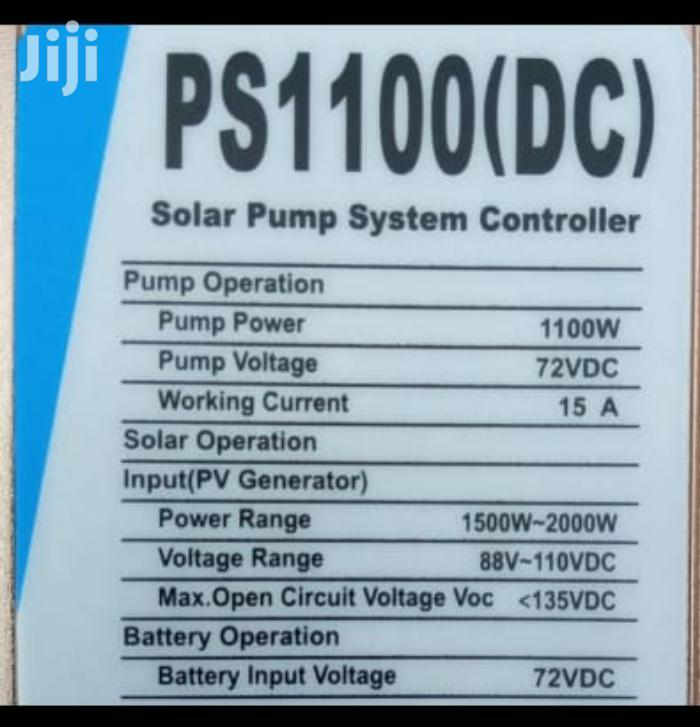 Brand New Solar Submersible Pump