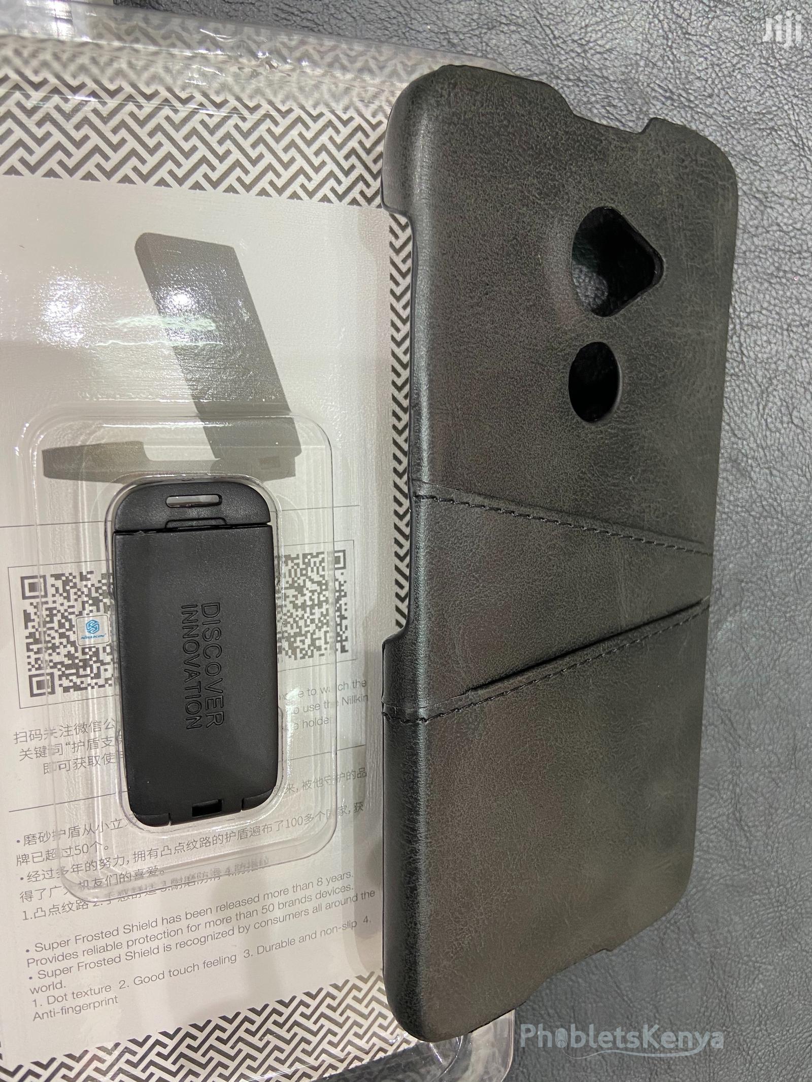 Blackberry DTEK60 Super Frosted Shield,Matte Finish