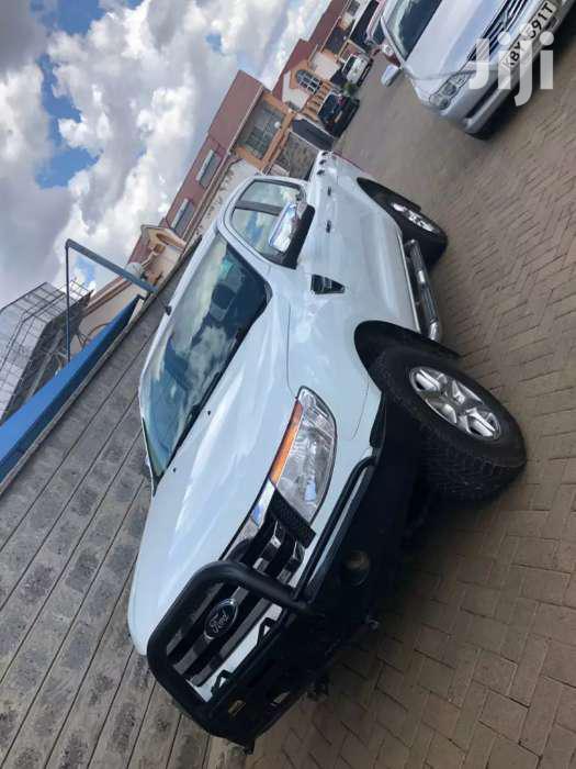 Archive: Ford Ranger XLT 2015