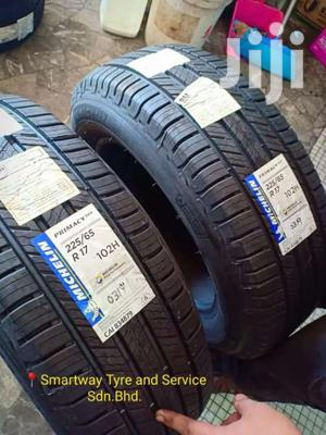 225/65/17 Michelin Tyre's Is Made In Thailand   Vehicle Parts & Accessories for sale in Nairobi, Nairobi Central