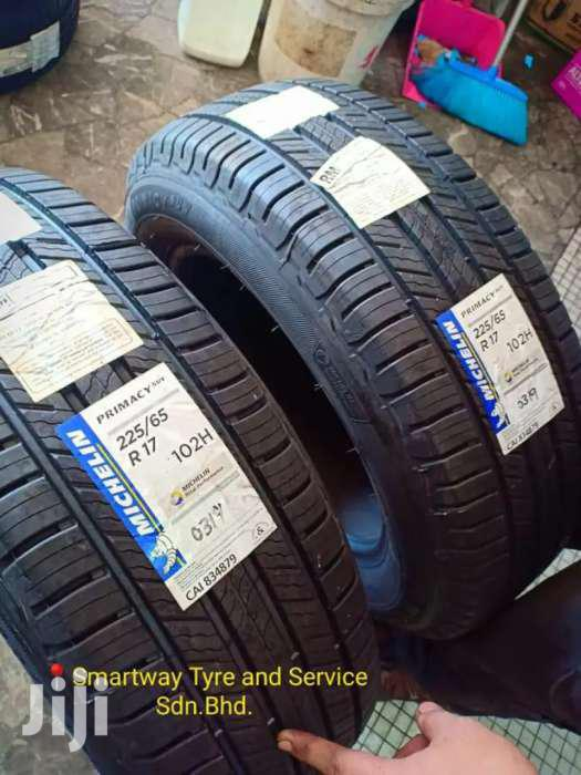225/65/17 Michelin Tyre's Is Made In Thailand
