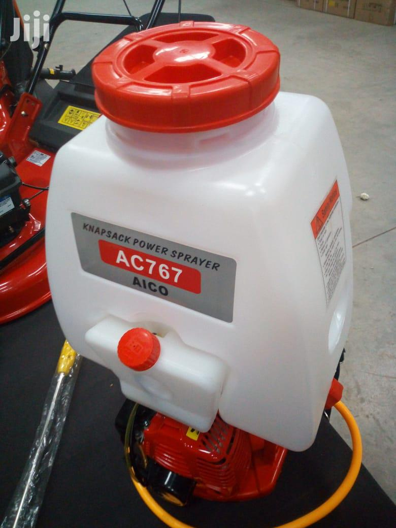 Brand New AICO Brand 2 Stroke Engine Sprayer.