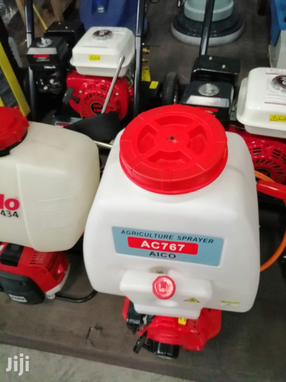 Brand New AICO Brand 2 Stroke Engine Sprayer. | Farm Machinery & Equipment for sale in Imara Daima, Nairobi, Kenya