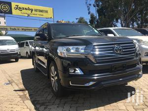 Toyota Land Cruiser 2016 Black