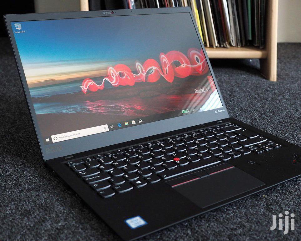 New Laptop Lenovo ThinkPad X1 Carbon 8GB Intel Core I7 SSD 256GB | Laptops & Computers for sale in Nairobi Central, Nairobi, Kenya