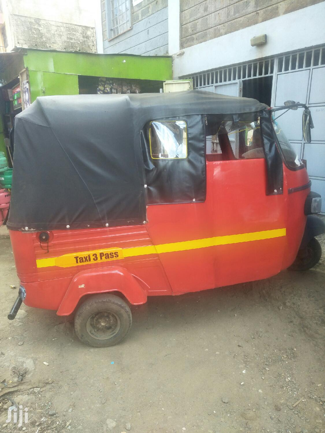 Piaggio 2017 Red | Motorcycles & Scooters for sale in Thika, Kiambu, Kenya