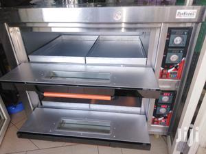 Baking Deck Oven Electric-single, Double & Triple Deck